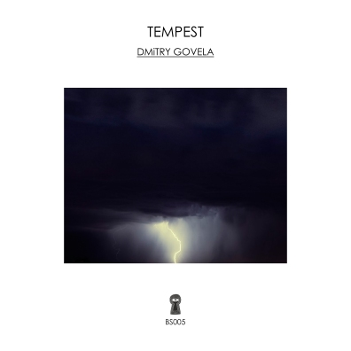 Dmitry Govela - Tempest_cover